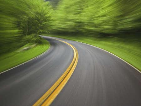 Driving Motion Stok Fotoğraf - 3132931