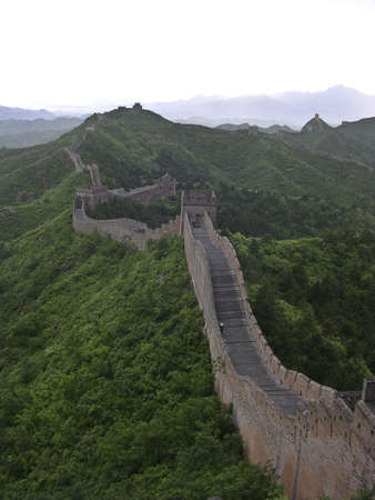 Great Wall of China Stok Fotoğraf