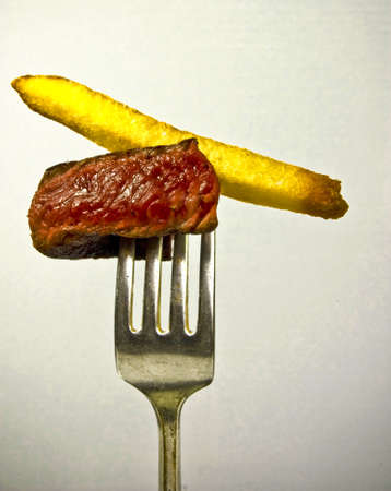 Steak and Fry