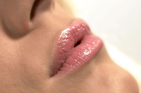 Sensual lips Stock Photo - 929877