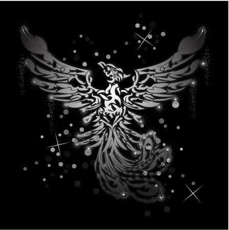 galaxi phoenix Stock Vector - 6319007