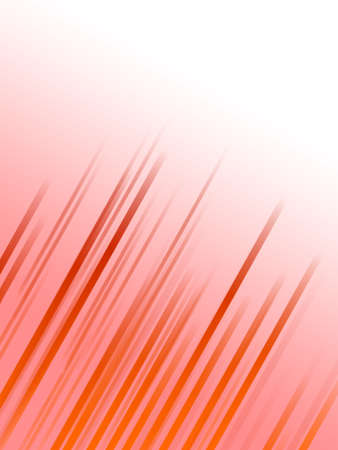 Abstract lines on red Stock Photo - 17035725