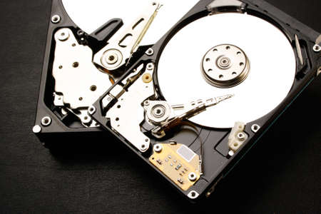 HDD - Hard Disk Drive is open - 2.5 \\ \