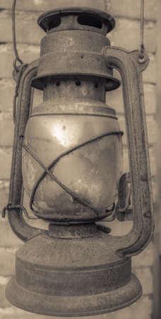oillamp: Oil lamp Stock Photo