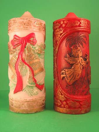 Christmas Candles Imagens