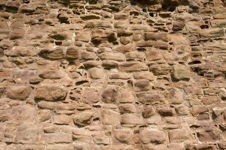 morter: muro di mattoni per l'uso come sfondo  Archivio Fotografico