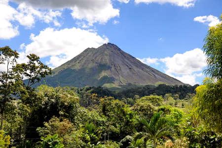 Arenal Volcano Stok Fotoğraf