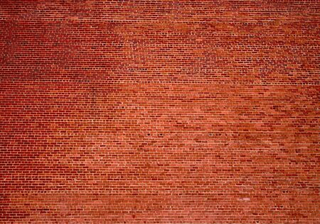 Huge brick backround wall from an old building in Sacramento California