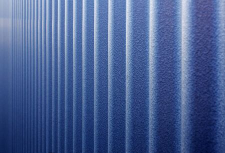 steel sheet: Corrugated Infinity