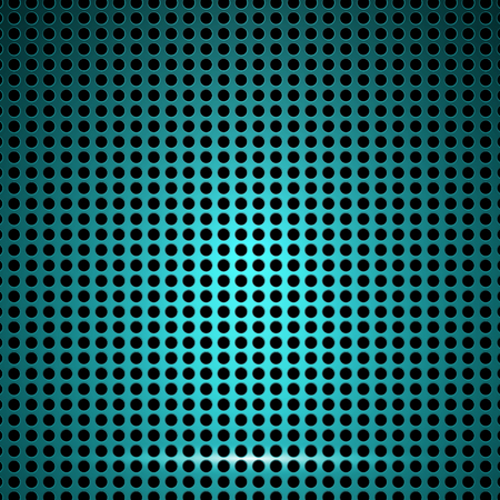 speaker grille pattern: Cell metal background. Grill texture. Vector illustration