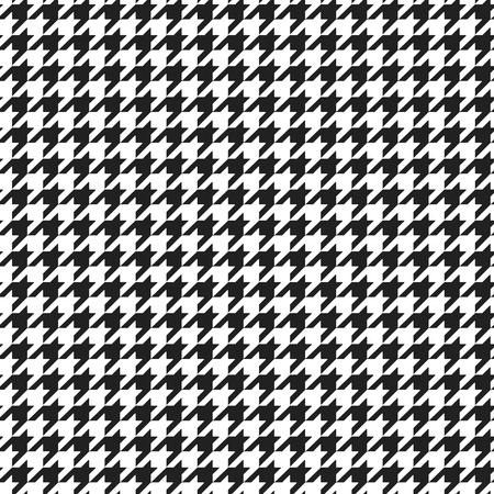 Houndstooth geruite patroon