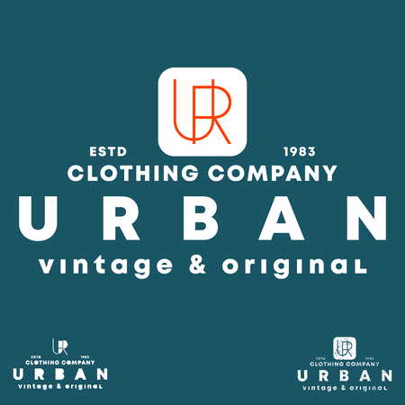 Urban t-shirt stamp. Typography design for printing badge, applique, label, t shirts, jeans, casual and urban wear