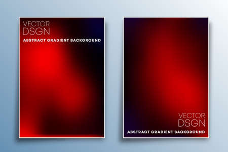 Black Red gradient texture design for background, wallpaper, flyer, poster, brochure cover, typography, or other printing products. Vector illustration