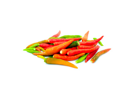 capsaicin: Hot chili peppers