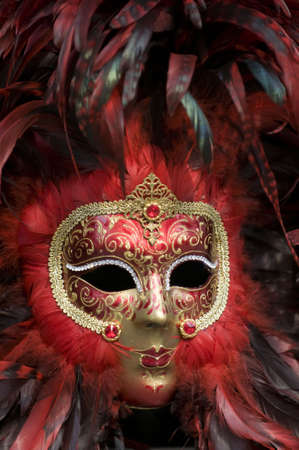 Typical mask in Venice