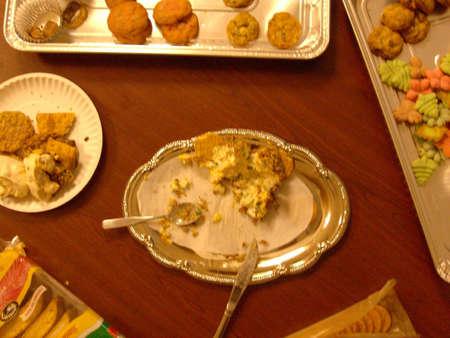 maaltijd Stockfoto