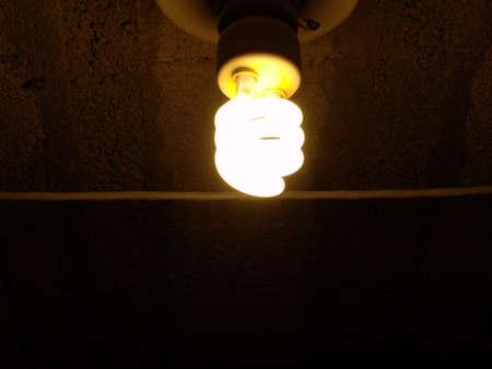 licht in het donker