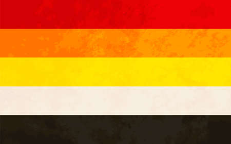 Lithsexual sign, lithsexual pride flag