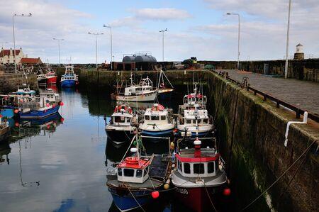 tiedup: A peaceful Harbour.