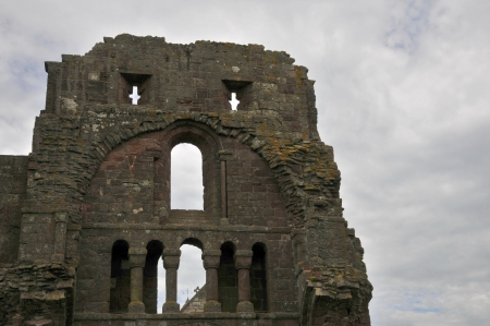 gospels: Remains of a Priory