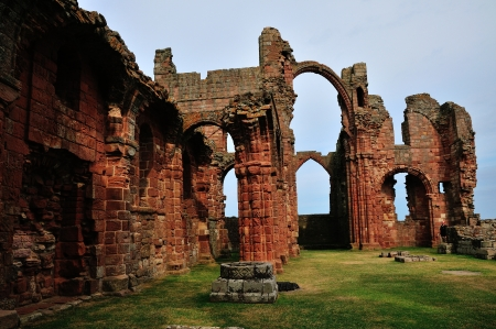 priory: Parts of a ruined Priory