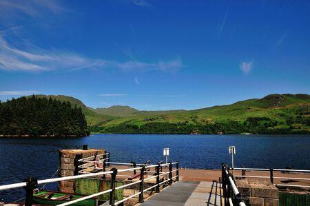Loch Katrine from the Pier  photo