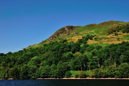 sir walter scott: The shores of Loch Katrine