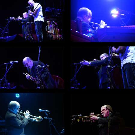 Lew Soloff plays Sevastopol, JVL jazz festival