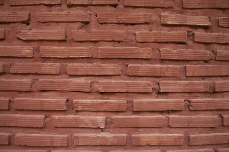 synthetic: synthetic brick wall