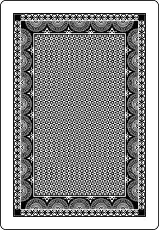 защитник: игральные карты задняя сторона 62x90 мм
