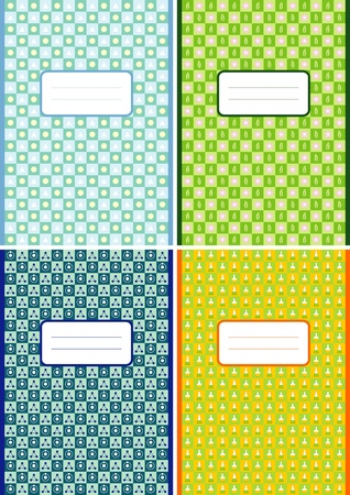 notebook cover: notebook cover page