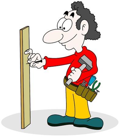 housekeeper: handyman