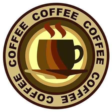 signe tasse de café
