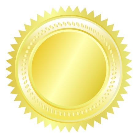 gold seal: gold seal