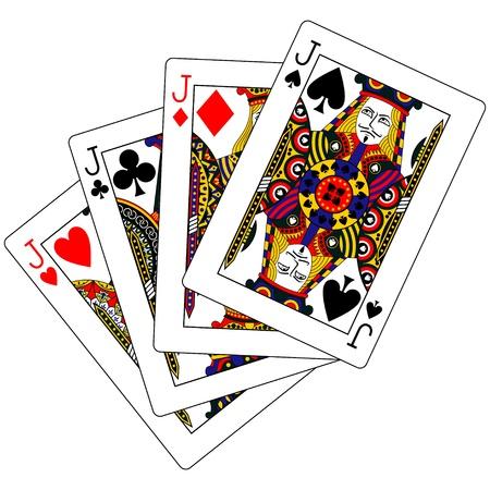 jacks poker Stock Photo - 11512346