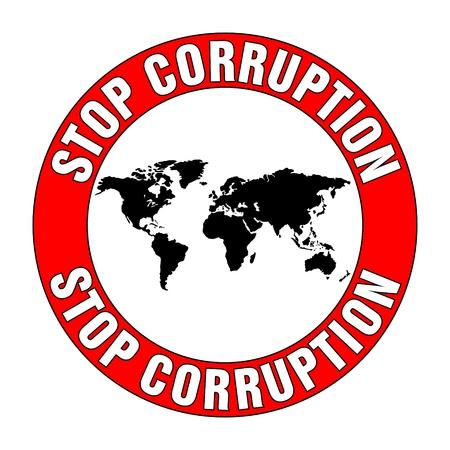 the corruption: stop corruption