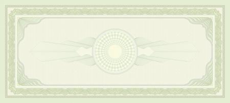 cheque en blanco: comprobar fondo