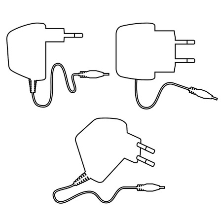adapter: charger