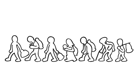 migrant: migrants