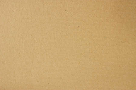 background of brown cardboard photo