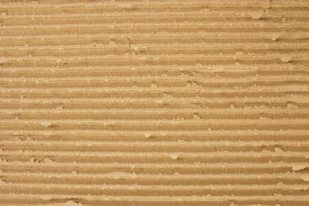 background of brown cardboard