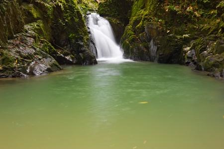Raman waterfall in Phangnga, Thailand Stock Photo - 11591239