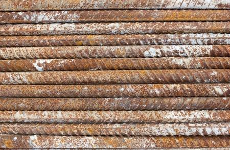Steel rod photo