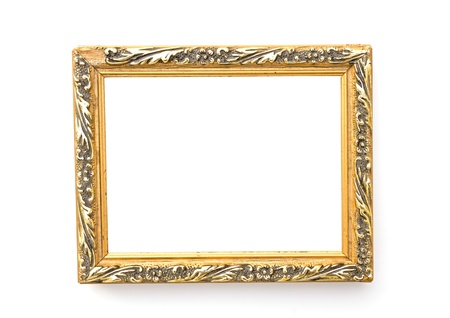 Vintage picture frame Stock Photo - 15065633