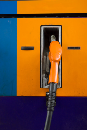 Petrol pump photo