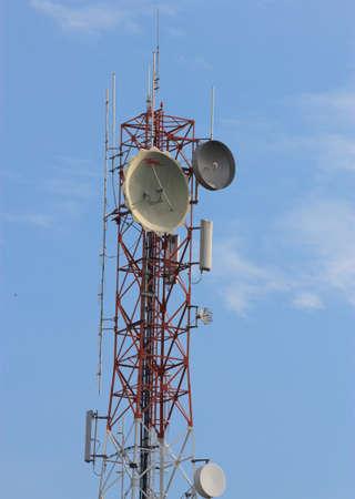 communications tower: Communications tower