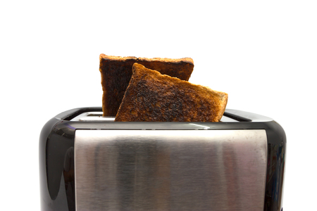 burnt toast: Burnt toast