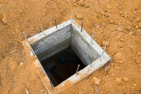 dirtiness: Sewage drainage system
