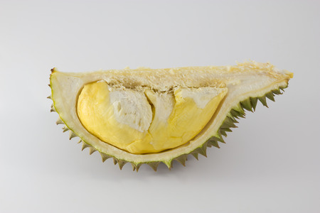 king of thailand: Durian, king of fruits in Thailand Stock Photo