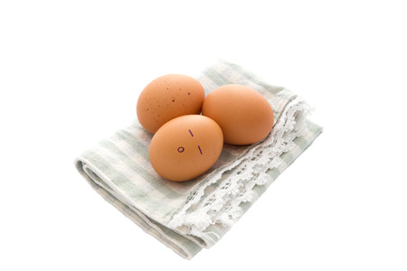 hatchery: Eggs are hatched Stock Photo